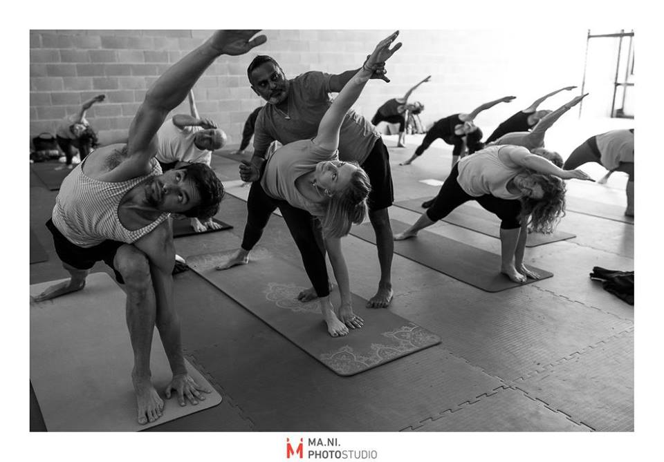 Workshop di ashtanga vinyasa yoga