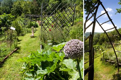 Centroanidra attrazioni locali - L orto in giardino ...